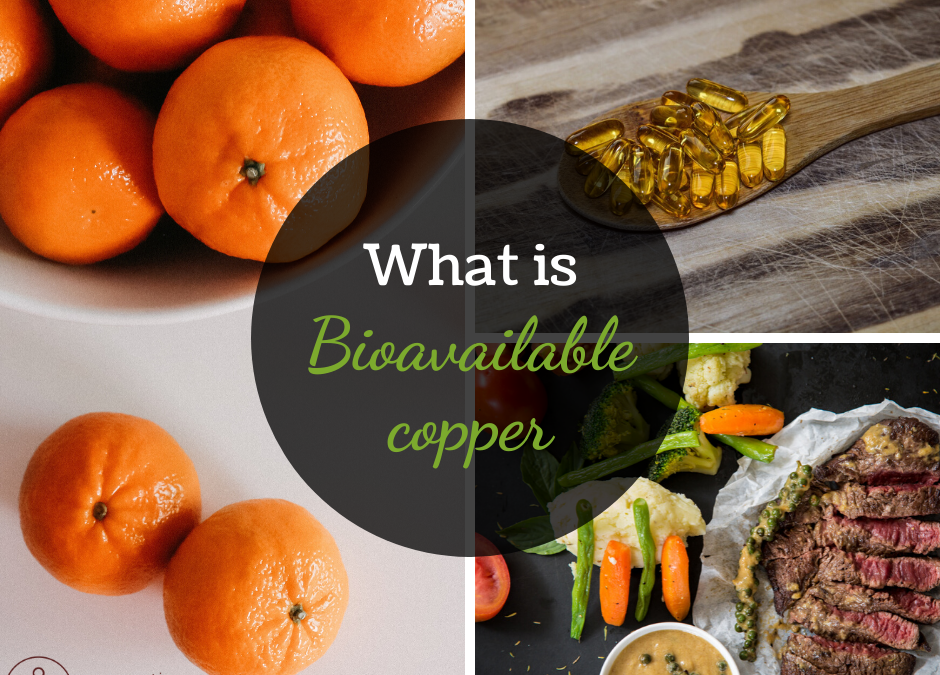 What IS bioavailable copper from food? Why are some sources better than others?