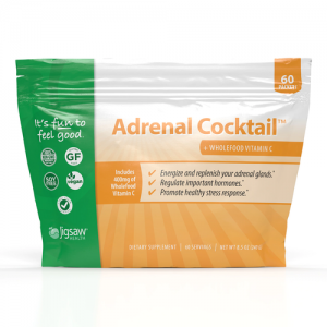 Jigsaw Adrenal Cocktail™ + Wholefood Vitamin C Packet image