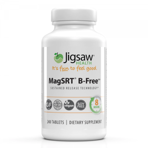 image of Jigsaw MagSRT® (B-Free) - Magnesium Malate 'slow release technology'